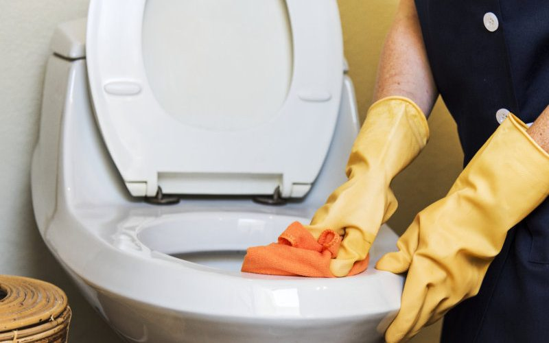 Rest Room Cleaning Services