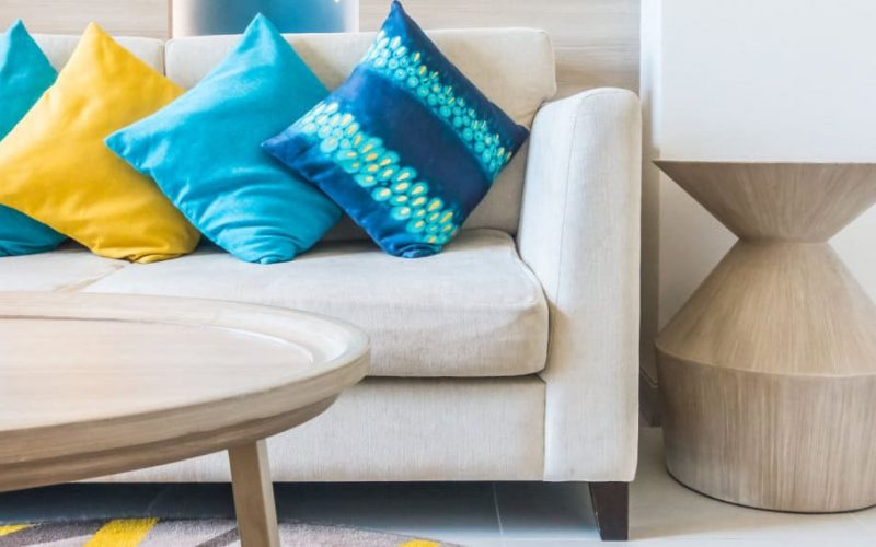 Upholstery Cleaning Services Cleaning Sofa